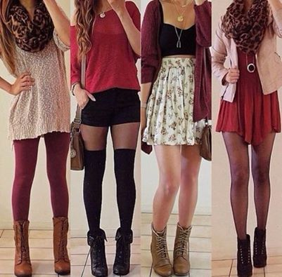 beautiful, beauty, chic and clothes