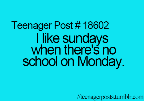teenager post, teenager posts