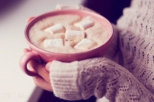 chocolate, cocoa, cold and cosy