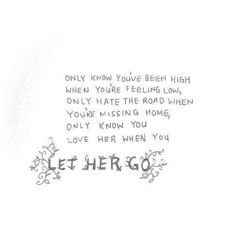 let her go tumblr - Google Search - image #1631133 by ...