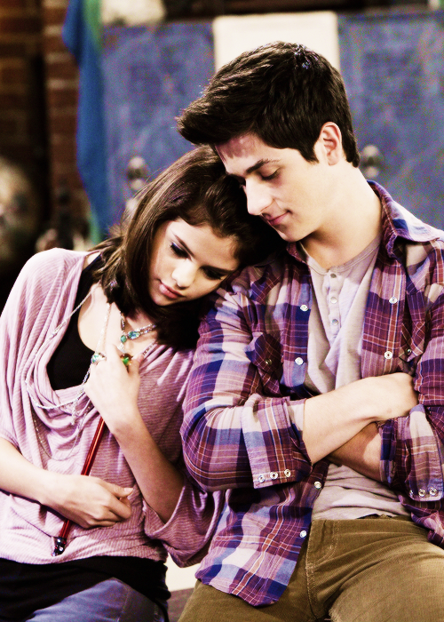 David henrie justin russo selena gomez wizards of waverly place