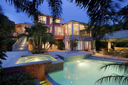 Luxury image 1674803 by patrisha on for Beautiful rich houses