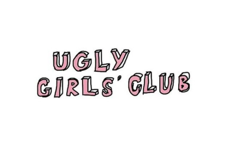 club, hipster, pink and transparent