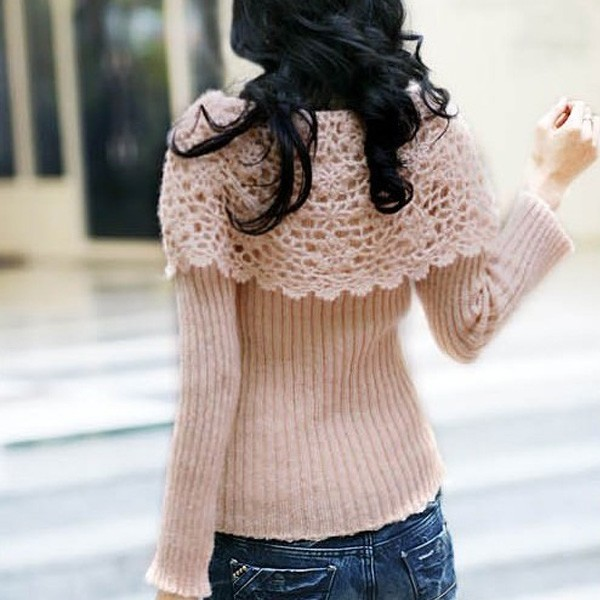 fashion, lovely, pink and pink sweater
