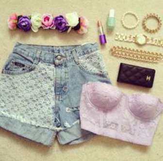 accessories, april, beautiful and bracelets