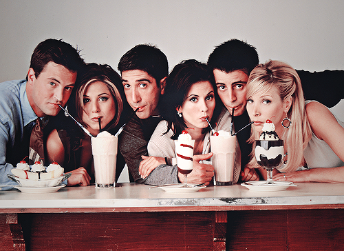 friends, funny, serie and tv