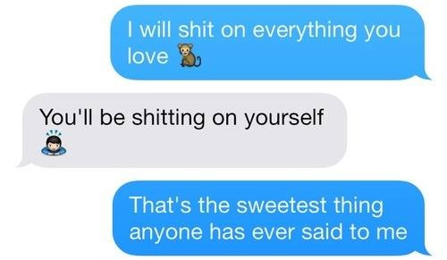 Boyfriend Cute Funny Love Quote Text Message Texting