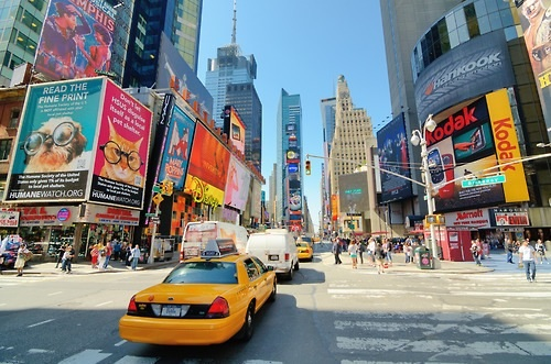 new york, the big apple, cab, yelow cab, times square, color, us, photo, home, cities, dreams, cool, town, photography, city, america, future, street, fast, style, people, taxi, pretty, usa