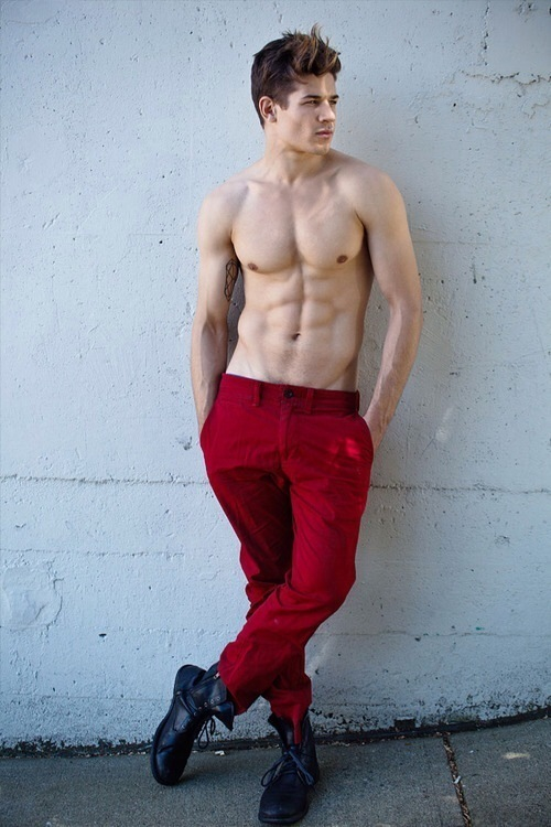 Show us your red jeans