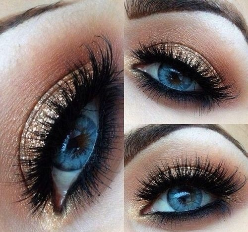 amazing, blue, eyeliner and eyes