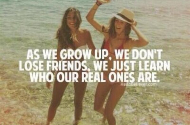 fake, friends, friendships and real