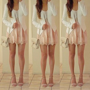 pretty, fashion, style, skirt, girly, outfit, perfect, glam