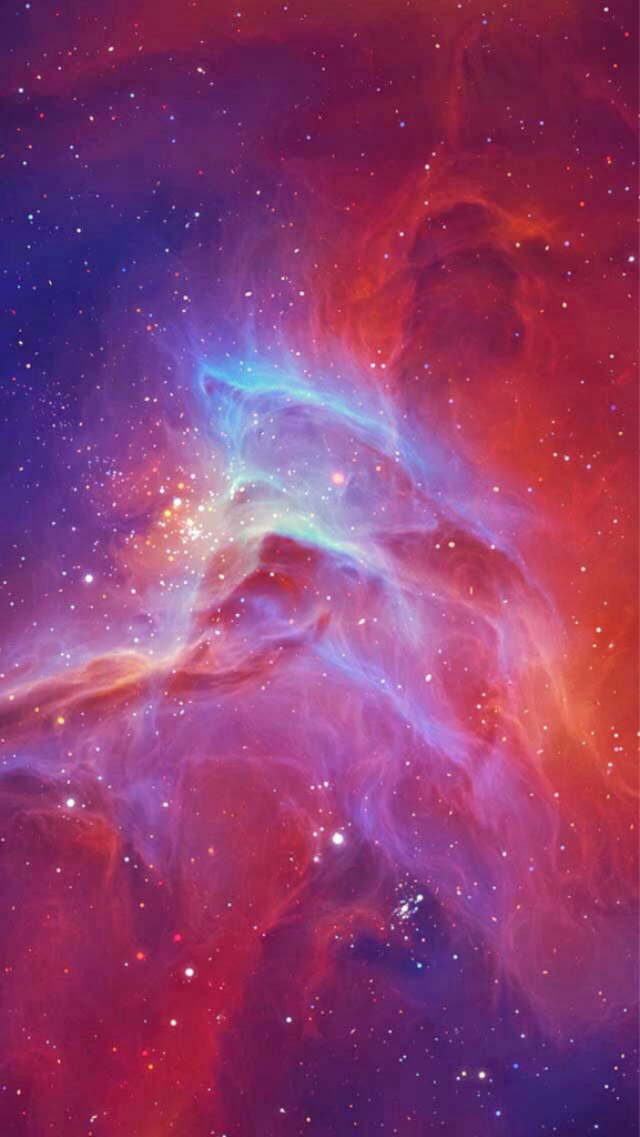 Group Of Galaxy Hipster Pink