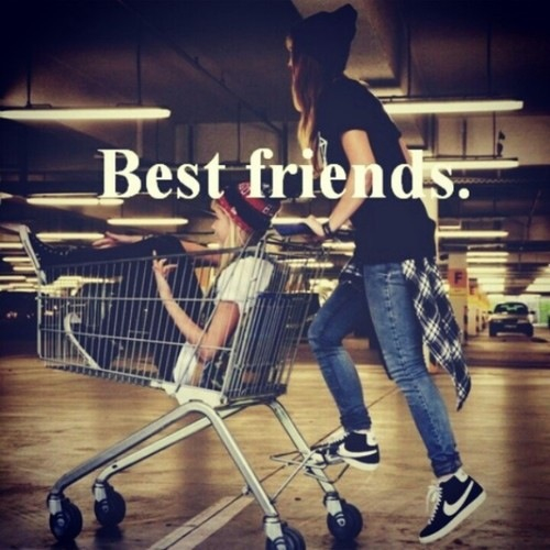 bff, crazy, forever and friends