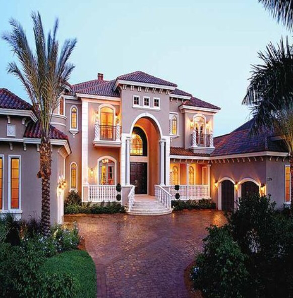 House image 2000370 by saaabrina on for Beautiful rich houses