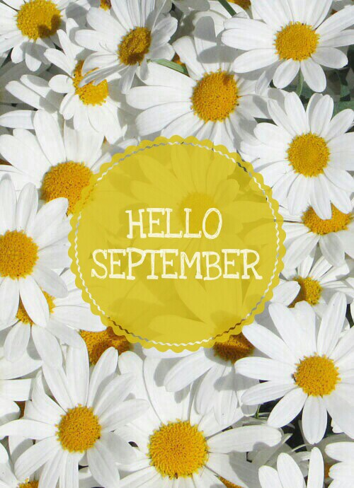 Hello September Tumblr Image 2061680 By Marky On
