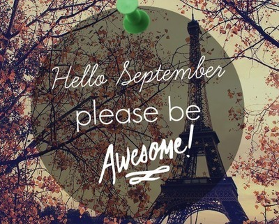 welcome september | Tumblr - image #2065590 by Maria_D on ...