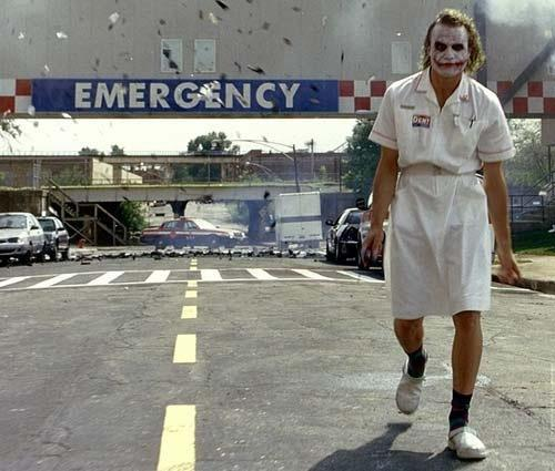 Joker the nurse - image #2115343 by KSENIA_L on Favim.com