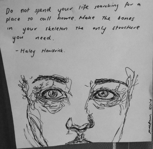 Line Drawing Quotes : Eye sketches tumblr quotes