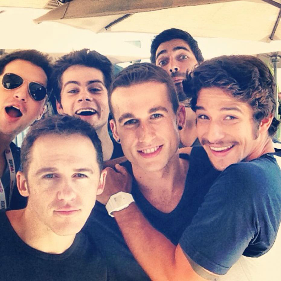 beautiful, boys, derek, dylan o'brien, mans, perfect, teen wolf, tyler, tyler posey