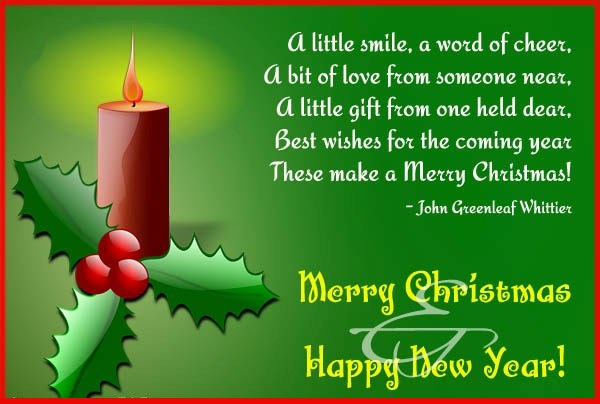 Christmas Wishes Quotes And Poems For Friends: Image #2212443 By Helloholidaystime