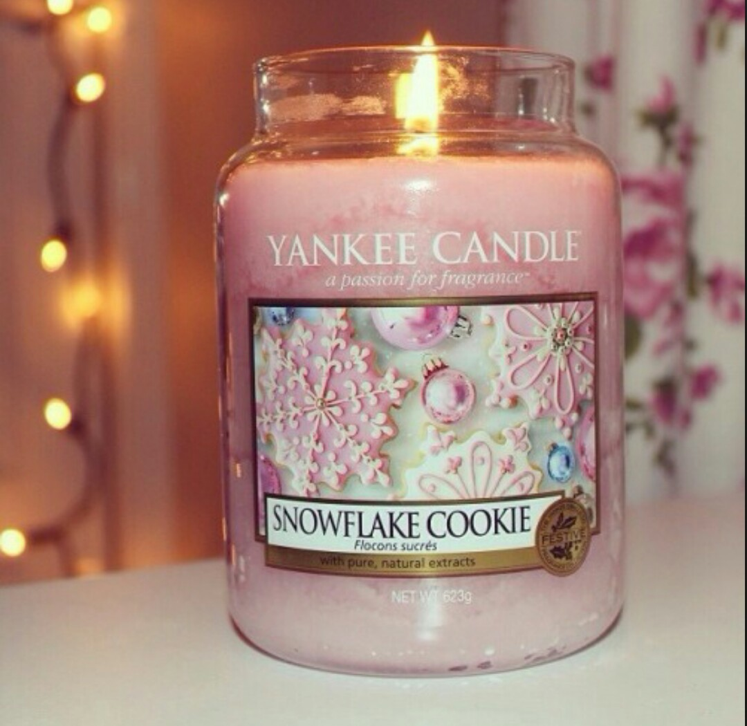 Christmas Cookie Yankee Candle
