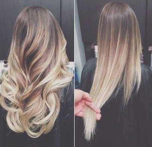 Fashion is my life blonde-brown-curly-g