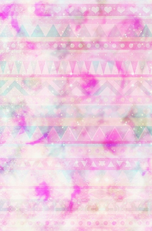 aztec background pastell pink space universe