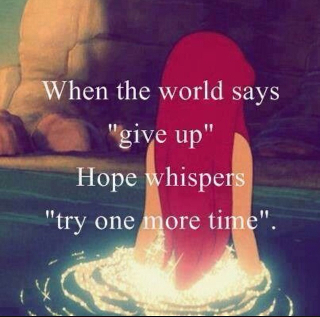 disney, quotes, the little mermaid, arel - image #2428353 by ...