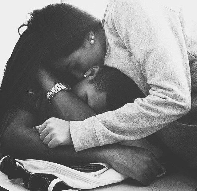 black, couple, cute and love