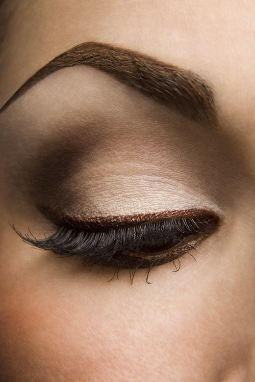 Perfect eye makeup for brown eyes
