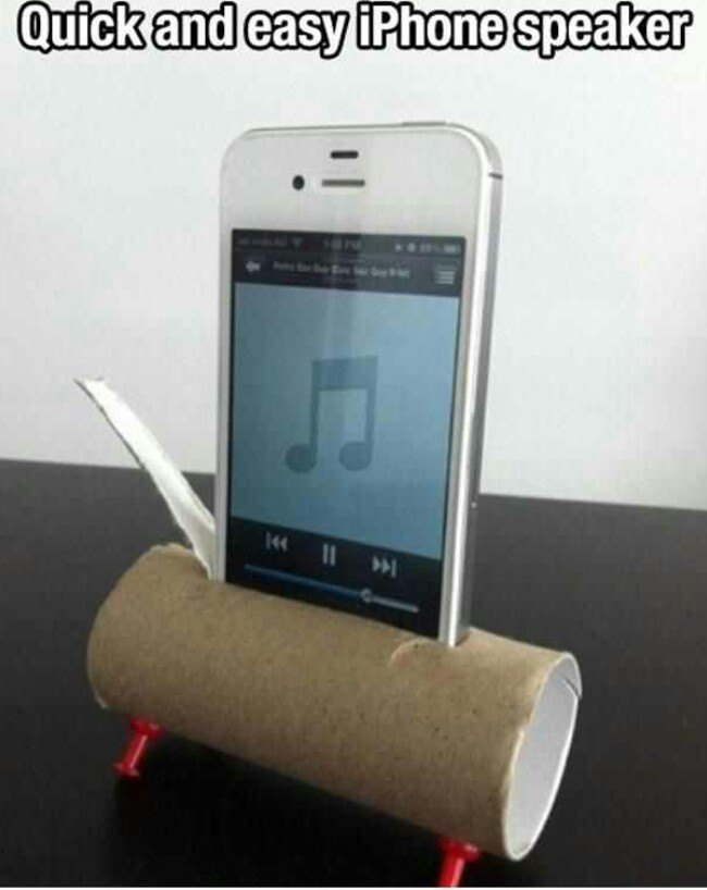 Quick and easy phone speaker - image #2495933 by Lauralai on