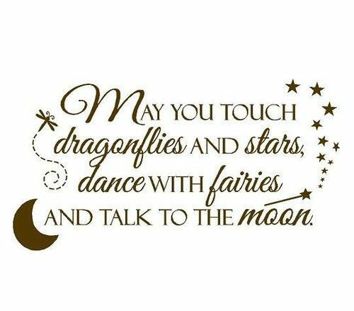 dance, dragonfly, fairy and magic