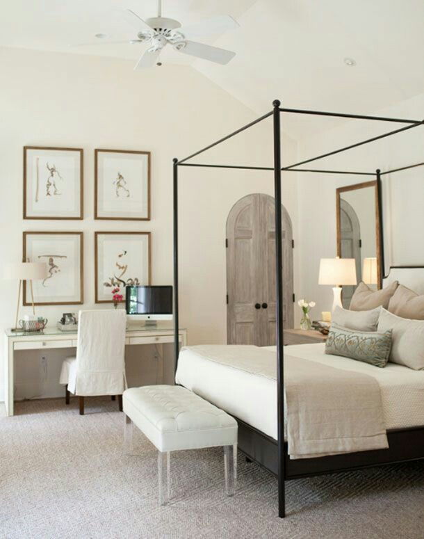 Pretty Neutral Bedroom Image 2590963 By Miss Dior On