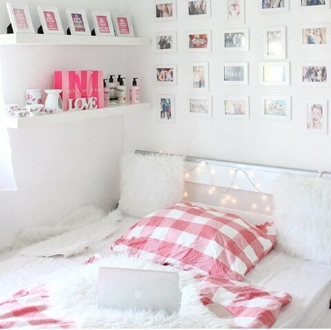 beautiful, bedroom, cozy and decor