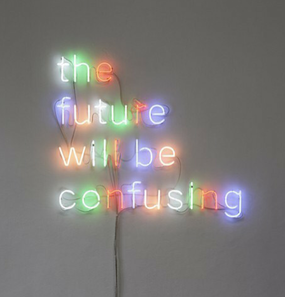 confusing, future, life and lights