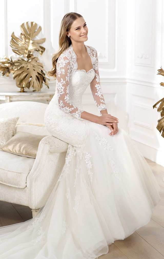 bridal, dress, gown and lace