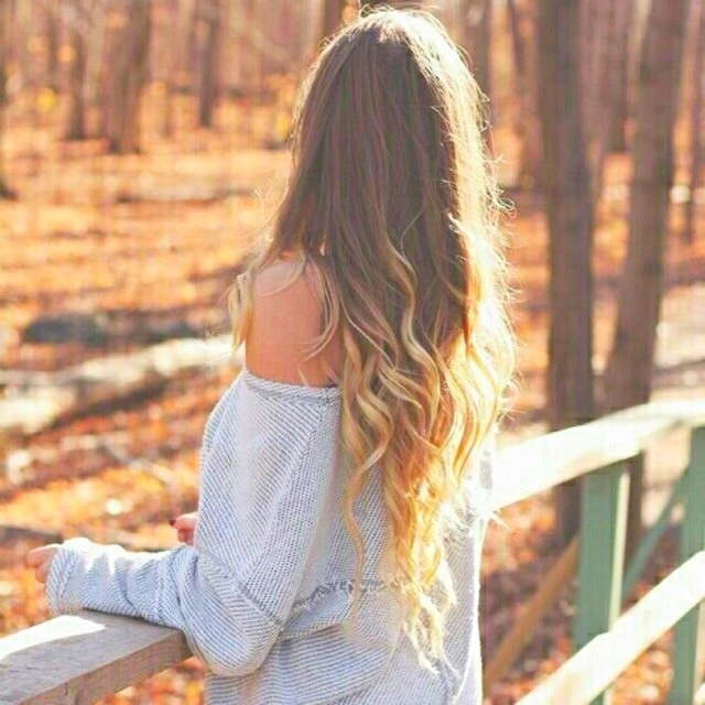 autumn, blonde, bright, brown, brunette, colors, fall, fashion, fence, filter, forest, girl, girly, hair, hipster, leaves, orange, red, summer, teen, trees, tropical, tumblr, yellow