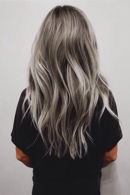 Hairstyle Goals : goals, hair, pretty, style - image #3695533 by loren@ on Favim.com