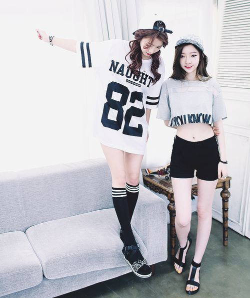 Korean Fashion Awesomeness 20 Photos Allkpop The Shop Image 3738783 By Bobbym On