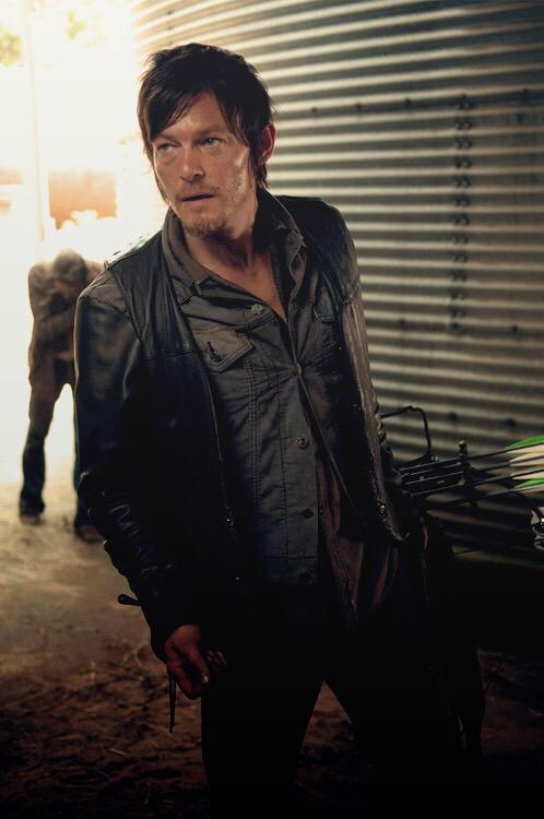 daryl, daryl dixon, norman reedus and twd