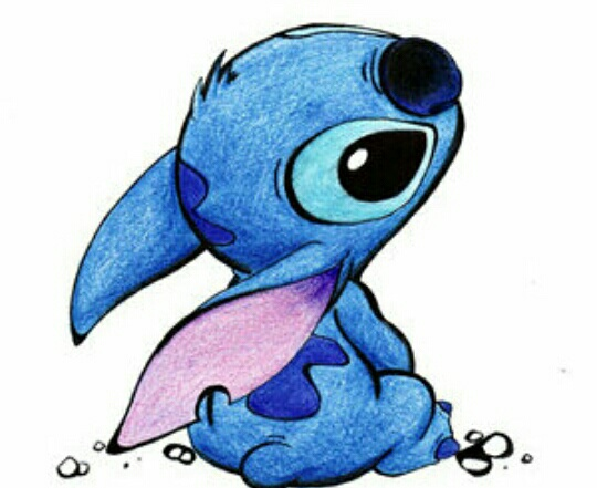 Stitch image 3798123 by helena888 on - Dessin de stitch ...