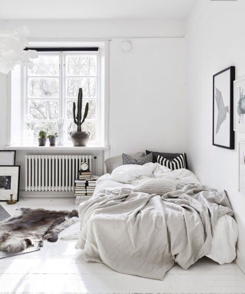 art, beautiful, bed, blanket, boho, cactus, carpet, chic, dream, fancy, fashion, fur, girly, heaven, idea, need, pad, painting, pot, room, room ideas, sleep, vase, want, white, window