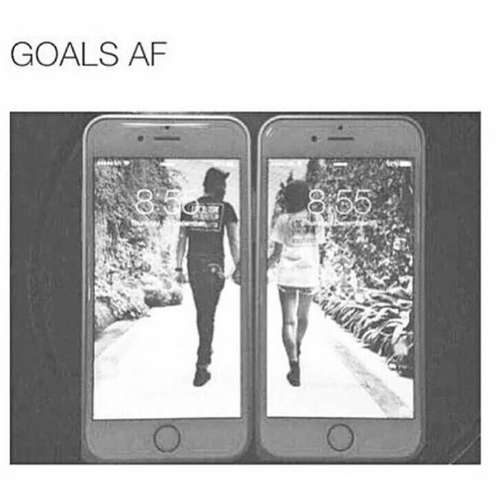 cool, couple, phones, real, relationship, screen, together, walking, wallpaper