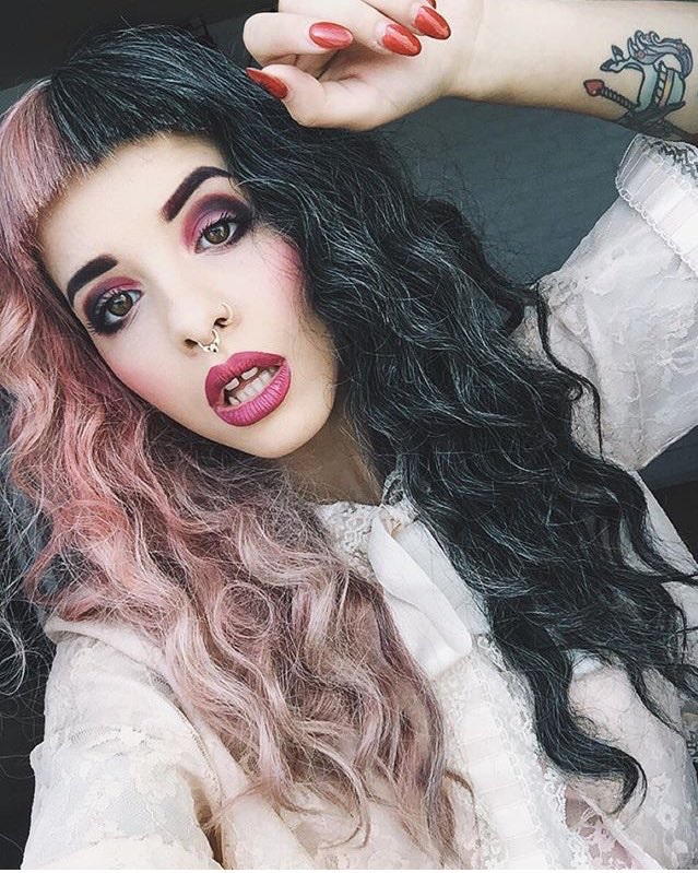 Melanie Martinez Makeup Dollhouse