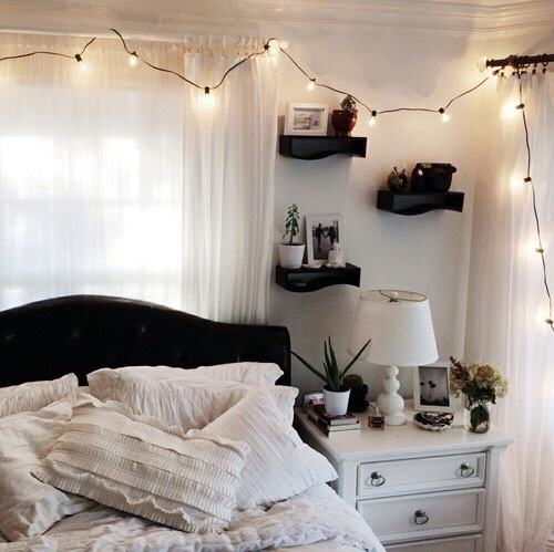 Bedroo Goals Room Tumblr White Image 3922281 By Helena888 On