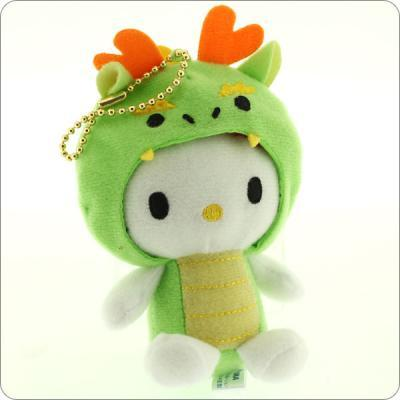 2012, adorable, chain, cute, doll, dragon, hello kitty, hellokitty, japan, kawaii, kitty, mascot, pij, plush, private import japan, sanrio, year of dragon