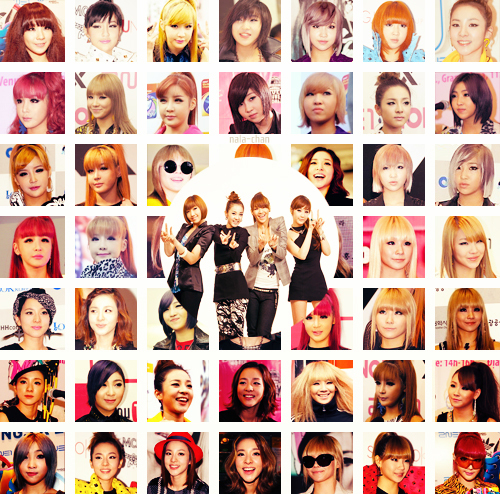 2ne1, bom, cute, girl, girly