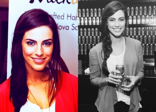 90210, beuty, dark hair, girl, jessica lowndes, long hair, pretty
