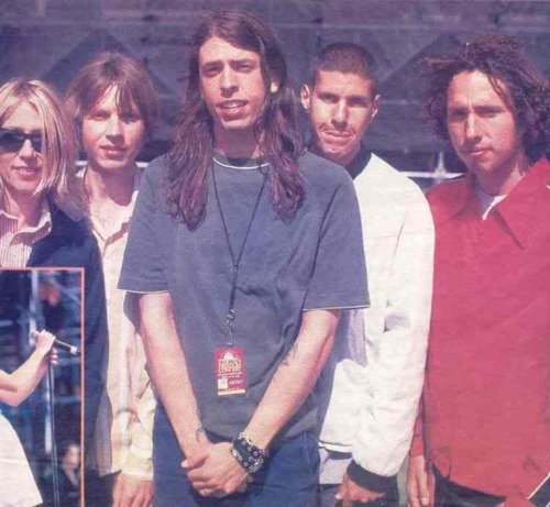 90s, beastie boys, beck, beck hansen, dave grohl, foo fighters, kim gordon, mike d, music, rage against the machine, sonic youth, zach de la rocha